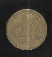 2000 Réis Brésil / Brasil 1938 - Brésil