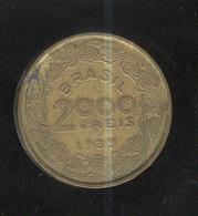 2000 Réis Brésil / Brasil 1939 - Brésil