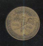 1000 Réis Brésil / Brasil 1922 - Brésil