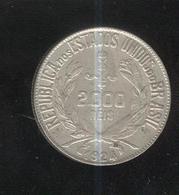 2000 Réis Brésil / Brasil 1924 - Brésil