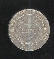 2000 Réis Brésil / Brasil 1929 - Brésil