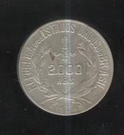 2000 Réis Brésil / Brasil 1934 - Brésil