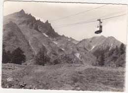 63 - LE MONT-DORE - Le Sancy (Téléphérique) - 1958 - Le Mont Dore