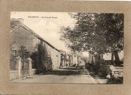 CPA - TRAMPOT (88) - Aspect De La Rue De Grand Dans Les Années 20 - Francia