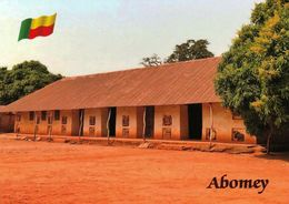 1 AK Benin * Royal Palaces Of Abomey - Seit 1985 UNESCO Weltkulturerbe * - Benin