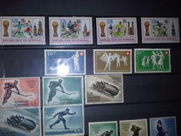 Lot Stamps Mix 27 - Briefmarken