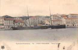 66 - Pyrénées Orientales / 10036 - Port Vendres - Dans Le Port - France