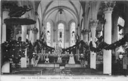 69 - Rhône / 10011 - La Ville - Intérieur De L'église - Baptême Des Cloches - Other Municipalities