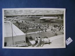 BRAZIL - BRASILIA AIRPORT POST CARD IN THE STATE - Aérodromes