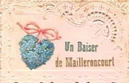 70 - Haute Saône / 10024 - Mailleroncourt - Très Belle Carte Fantaisie - Frankreich