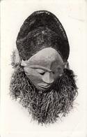 HORNIMAN MUSEUM, Forest Hill, London Painted Wooden Mask. Belgian Congo - Circumcision Cerimonies - Musei