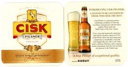 Malta's Finest. Cisk Pilsener Premium. Independent Brewers Since 1928. Finest Noble Ingredients. A True Pilsner. Malte. - Sous-bocks