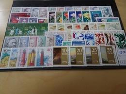 DDR Jahrgang 1974 Postfrisch Komplett (8270) - DDR