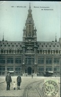 BRUXELLES : Maison Communale De Schaerbeek - Schaarbeek - Schaerbeek