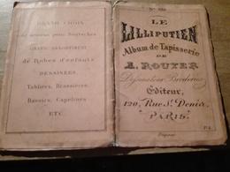 LE LILLIPUTIEN ALBUM DE TAPISSERIE A.ROUYER N°339 - Loisirs Créatifs