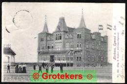 EGMOND AAN ZEE Kurhaus 1906 Met Kleinrondstempel EGMOND AAN ZEE - Egmond Aan Zee
