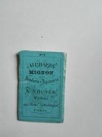 ALPHABET MIGNON POUR BRODERIE ET TAPISSERIE A.ROUYER N°3 - Loisirs Créatifs