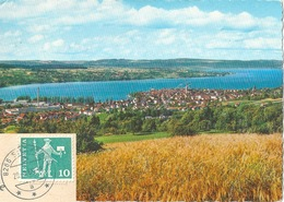 Steckborn - Dorf Am Untersee  (Stempel)           1965 - TG Thurgovia