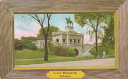 Illinois Chicago The Grant Monument