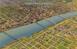 Arkansas Little Rock Aerial View - Little Rock