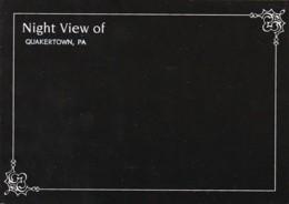 Pennsylvania Quakertown Night View 2005 - United States