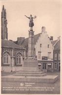 Tienen Tirlemont Standbeeld Ter Eere Der Gesneuvelden 1914-18 - Tienen