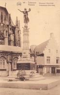 Tienen Tirlemont Monument Gedenkteeken 1914-18 - Tienen