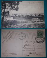 Cartolina Livorno - Panorama Antignano. Viaggiata 1916 - Livorno