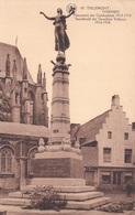 Tienen Tirlemont Monument Des Combattants Standbeeld Der Gevallene Soldaten 1914-18 - Tienen
