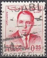 Maroc 1962 Michel 495 O Cote (2005) 0.20 Euro Hassan II - Maroc (1956-...)