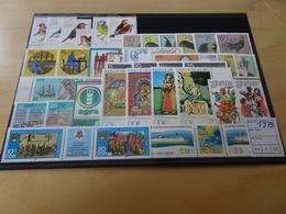 DDR Jahrgang 1979 Postfrisch Komplett (8286) - DDR