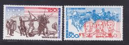 SENEGAL AERIENS N°  119 & 150 ** MNH Neuf Sans Charnière, TB (D7996) 200 Ans Indépendance Des Etats Unis -1976 - Senegal (1960-...)