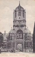 Oxford, Tom Tower, Christ Church (pk53730) - Oxford