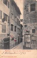 Firenze - Casa Ove Abito Dante Alighieri - Italie - Firenze (Florence)