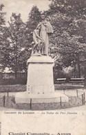 Leuven, Souvenir De Louvain, Statue Du Pere Damien (pk53736) - Leuven