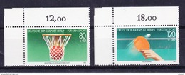 Duitsland Berlin 1985 Nr 691/92 **, Zeer Mooi Lot Krt 3120 - [5] Berlin