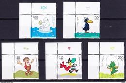 Duitsland West 1999 Nr 1887/91 **, Zeer Mooi Lot K 335 - [7] République Fédérale