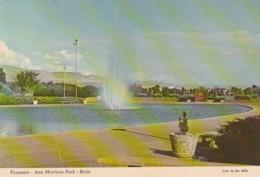 Idaho Boise Fountain In Ann Morrison Park - Boise