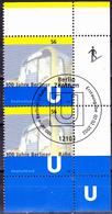 Deutschland Germany Allemagne - 100 Jahre Berliner U-Bahn (MiNr: 2242 ) 2002 - Gest Used Obl - Usati