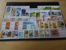 DDR Jahrgang 1980 Postfrisch Komplett (8289) - DDR
