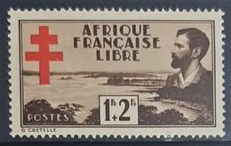 AFRIQUE EQUATORIALE FRANCAISE (AEF) - N°155 - Neuf SANS Charnière ** / MNH - A.E.F. (1936-1958)