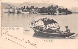 Lago Maggiore - Isola Bella - Italie - Italy