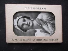 SNAPSHOTS (V1823) IN MEMORIAM S.M. LA REINE ASTRID DES BELGES (7 Vues) - Autres