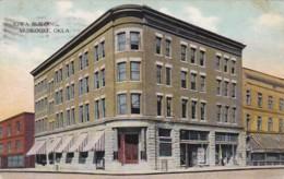 Oklahoma Muskogee The Iowa Building 1908 - Muskogee