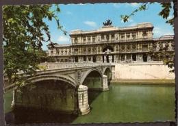 Roma - Palazzo Di Giustizia - Piazze