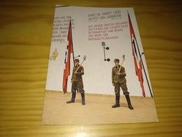 """Postal, Postcard , """"Ausftellung Munchen 1934 """"Die Strafze"""", Alemanha ? - Germania"""