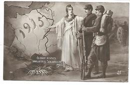 MILITAIRE - Gloire à Vous Immortels Soldats De 1915 - Patriotic