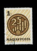 25 Années De Planification D'économie Politique - Hongrie - 1972 - Hungary