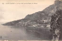 06 - Le Cap D'Ail Pris Du Rocher De Monaco - Cap-d'Ail