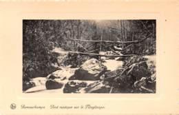 REMOUCHAMPS - Pont Rustique Sur Le Ninglinspo - Aywaille